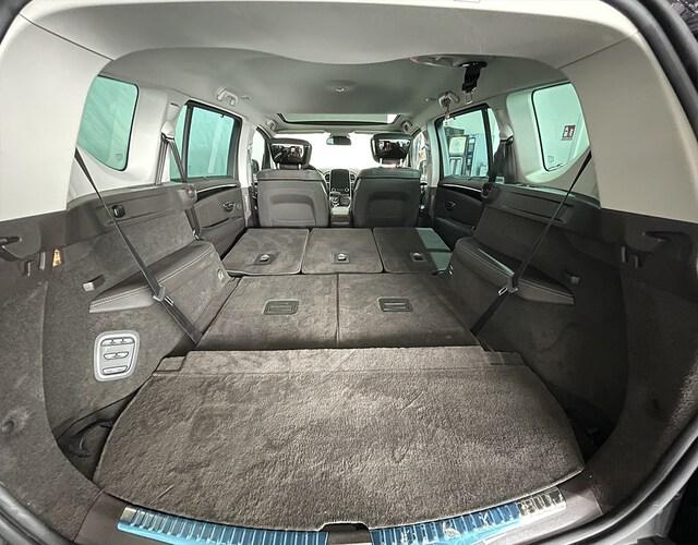 Inside Espace Diesel  Negro Amatista